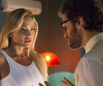 O Outro Lado do Paraíso: Suzy descobre vida dupla de Samuel e faz escândalo