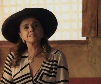 O Outro Lado do Paraíso: Com novos subornos, Sophia consegue guarda de Tomaz