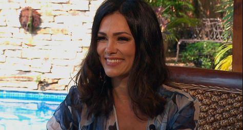 Suzana Alves deve fazer a próxima novela bíblica da Record TV