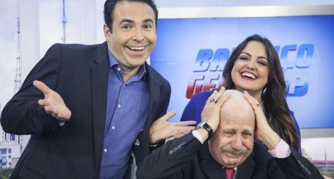 Na Record TV, Balanço Geral terá edições aos sábados