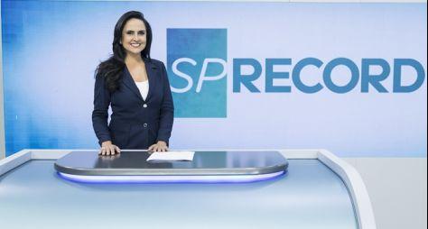 Record TV volta atrás e desiste do SP Record