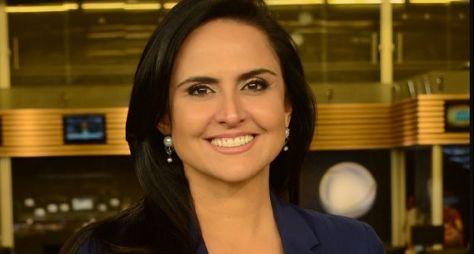 Carla Cecato voltará à bancada do Fala Brasil