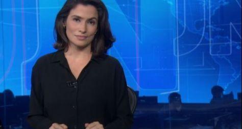Copa do Mundo: Renata Vasconcellos apresentará JN direto da Rússia