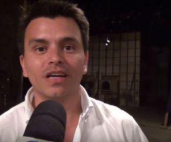 Gustavo Reiz. Foto: Divulgação/Record TV