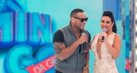 Scheila Carvalho e Eliéser Ambrosio devem participar do Power Couple