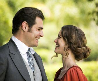 Em Orgulho e Paixão, a força do amor une vidas opostas