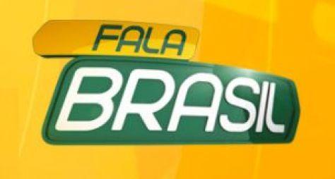 No Ibope, Fala Brasil abre vantagem sobre o SBT