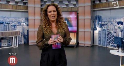 TV Gazeta quer manter Regina Volpato à frente do Mulheres