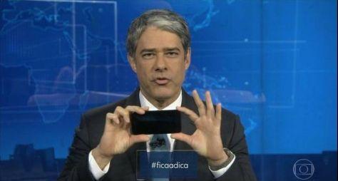 Conduta do público faz Globo mudar campanha