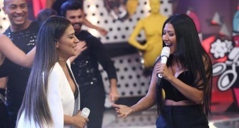 Simone & Simaria relembra passado difícil no Programa da Sabrina