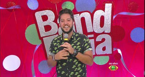 André Vasco deve participar da cobertura do Band Folia