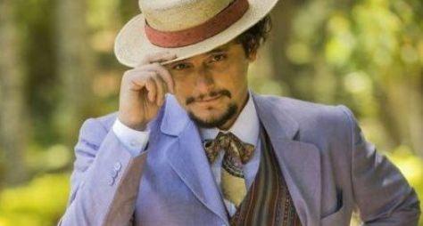 Bruno Gissoni será um conquistador em Orgulho e Paixão