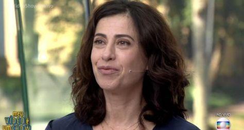 Fernanda Torres voltará ao ar na Globo em Sob Pressão