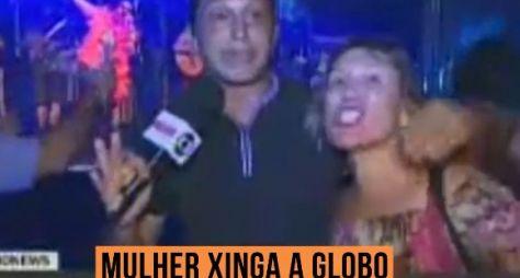 Globo reforçará a segurança de seus repórteres