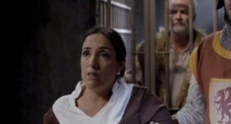 Kátia Moraes se revolta com o último capítulo de Belaventura