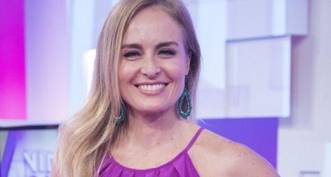 Angélica pode ganhar programa diário nas tardes da Globo