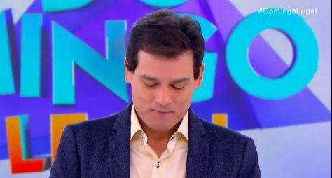 SBT pode trocar Celso Portiolli por Patrícia Abravanel
