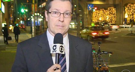 Volta de Márcio Gomes ao Brasil preocupa jornalistas da Globo