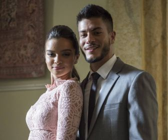 O Outro Lado do Paraíso: Diego se nega a transar e Melissa pede o divórcio