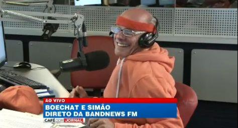 Dupla de sucesso no rádio, Boechat e Zé Simão devem estrear programa na Band