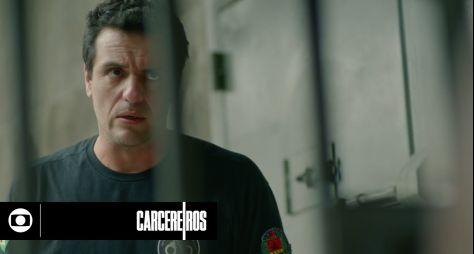 Carcereiros terá segunda temporada produzida pela Globo