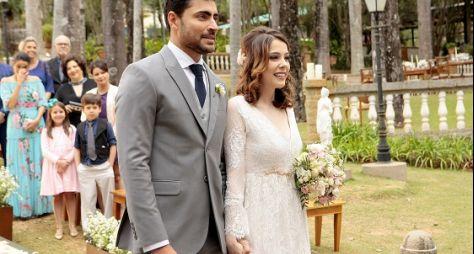 Carinha de Anjo: O casamento de Cecília e Gustavo