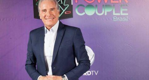 Record TV não pretende renovar contrato de Roberto Justus