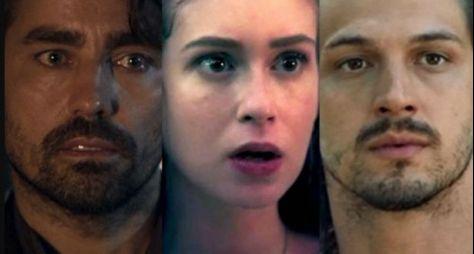Deus Salve o Rei: Amália perde a memória e beija Virgílio