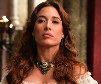 Giselle Itié é convidada para novela baseada na história de