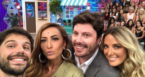 Danilo Gentili grava participação no Programa da Sabrina