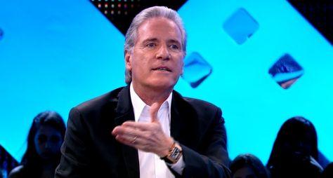 Roberto Justus pode comandar Topa ou Não Topa no SBT