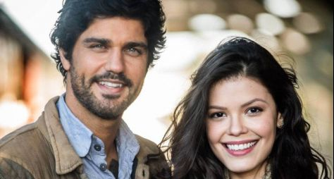 Na Globo, Vitória Strada e Bruno Cabrerizo terão contratos renovados