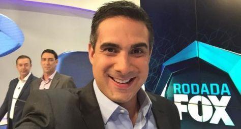 Para Copa do Mundo, Globo acerta a contratação de Ricardo Villani