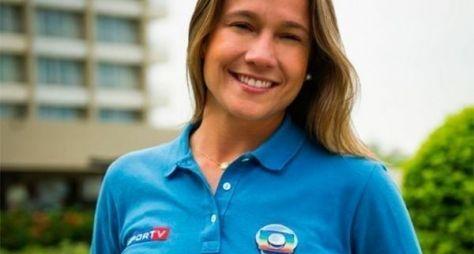Copa da Rússia: Fernanda Gentil fará entradas ao vivo na programação da Globo