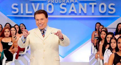 Indisposto, Silvio Santos passa mal durante gravação