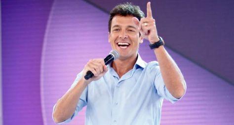 Rodrigo Faro e Record TV renovam contrato por mais cinco anos