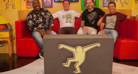 Reprise do Encrenca garante o terceiro lugar para a RedeTV!