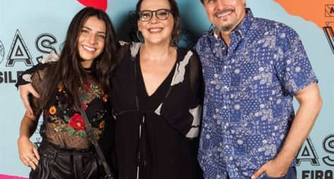 Malhação: Vidas Brasileiras - Atrações com elenco marcam evento de lançamento