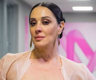 Claudia Raia comenta sobre sua personagem em Verão 90 Graus