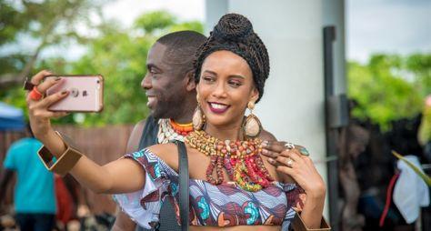 Atores gravam cenas de Mister Brau em Angola