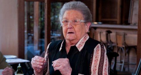 Palmirinha faz as pazes com a Gazeta e será homenageada no Mulheres