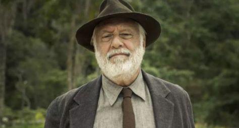 Na Globo, Antonio Fagundes é aproveitado em minisséries