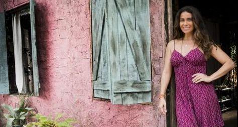 O visual de Giovanna Antonelli para Segundo Sol