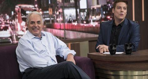 William Waack teria despertado o interesse de executivos da Record TV