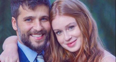 Bruno Gagliasso será par romântico de Marina Ruy Barbosa em O Sétimo Guardião