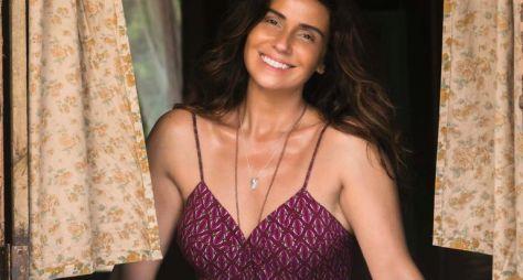 Giovanna Antonelli surgirá loira na segunda fase de Segundo Sol