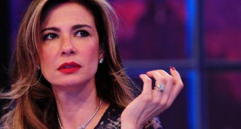 Se deixar a RedeTV!, destino de Luciana Gimenez poderá ser a Band