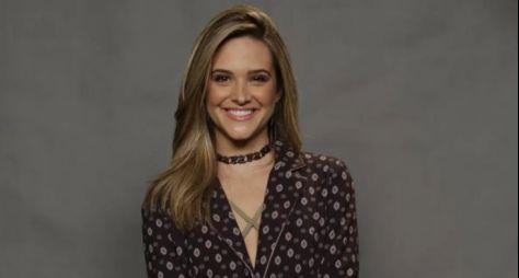 Juliana Paiva será a protagonista de O Tempo Não Para