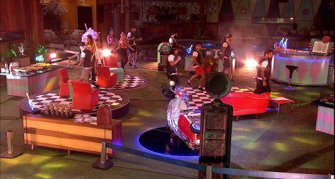 BBB18: Anitta é a convidada da festa Intergaláctica