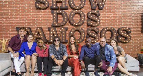 Conheça os participantes da segunda temporada do Show dos Famosos